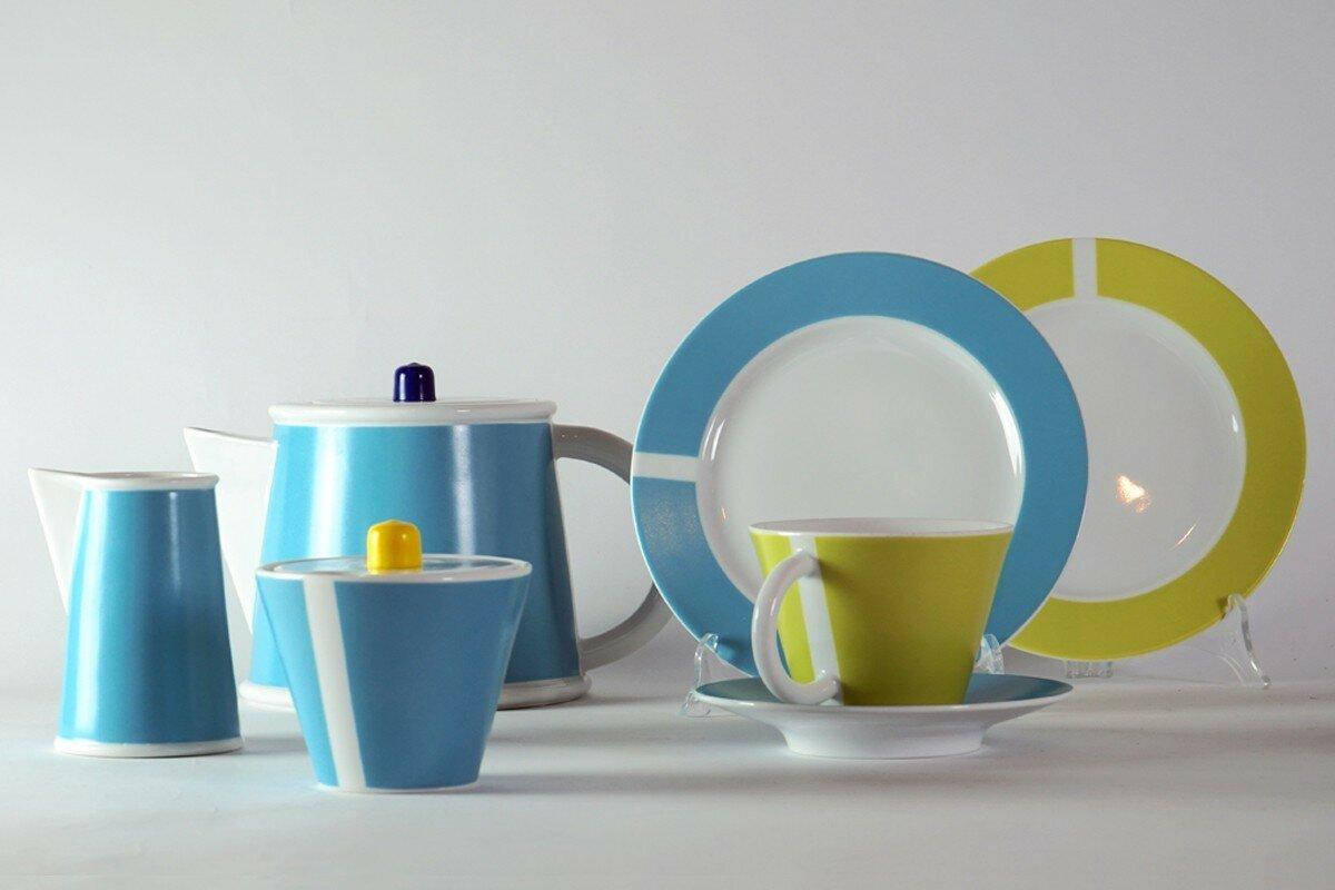 TIN TIN zestaw na herbatę