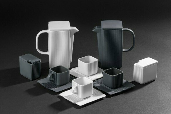 """System"" coffee set nominated for the German Design Award 2019, Excellent Product Design 2019"